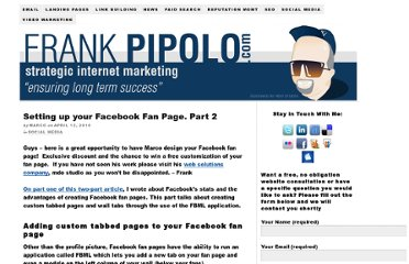 http://www.frankpipolo.com/setting-u-your-facebook-fan-page-part-2/