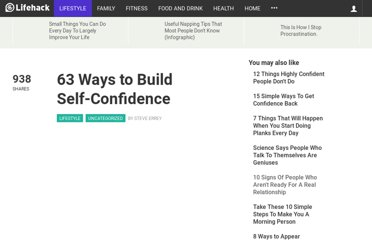 http://www.lifehack.org/articles/lifehack/63-ways-to-build-self-confidence.html
