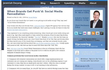 http://www.web-strategist.com/blog/2009/03/14/when-brands-get-punkd-social-media-remediation/