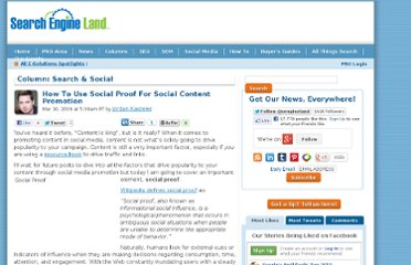 http://searchengineland.com/social-proof-for-social-content-promotion-16831