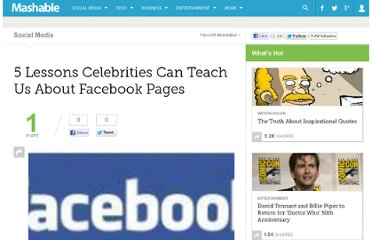 http://mashable.com/2009/05/15/celebrity-facebook-pages/