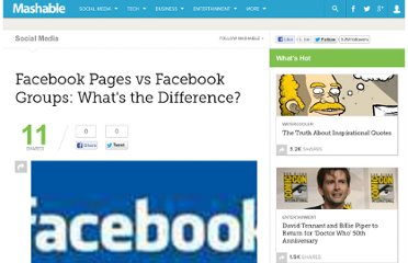http://mashable.com/2009/05/27/facebook-page-vs-group/