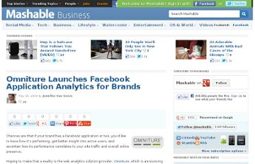 http://mashable.com/2009/05/28/omniture-facebook-app-measurement/