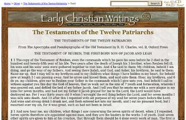 http://www.earlychristianwritings.com/text/patriarchs-charles.html