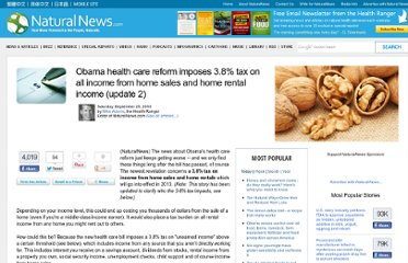 http://www.naturalnews.com/029849_health_care_reform_taxes.html