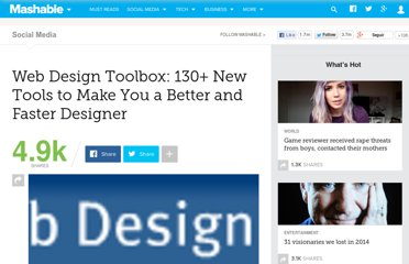 http://mashable.com/2008/11/05/web-design-toolbox/