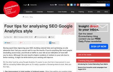 http://econsultancy.com/blog/4820-4-tips-for-analysing-your-seo-google-analytics-style