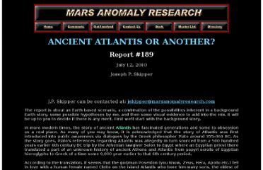 http://marsanomalyresearch.com/evidence-reports/2010/189/atlantis-or-another.htm