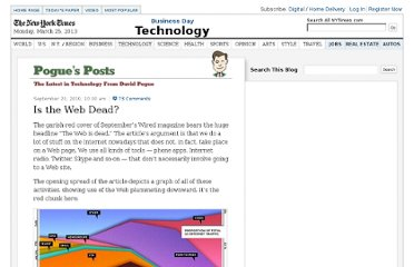 http://pogue.blogs.nytimes.com/2010/09/20/is-the-web-dead/