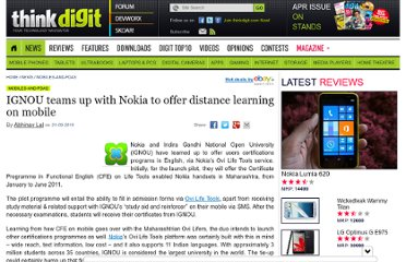 http://www.thinkdigit.com/Mobiles-PDAs/IGNOU-teams-up-with-Nokia-to-offer_5456.html