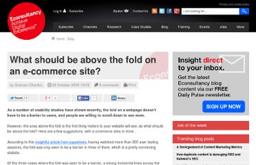 http://econsultancy.com/blog/4869-what-should-be-above-the-fold-on-an-e-commerce-site