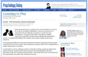 http://www.psychologytoday.com/blog/learning-play/201001/2010-the-divorce-gene-explored