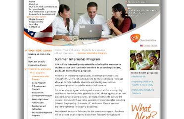 http://us.gsk.com/html/career/career-summer.html