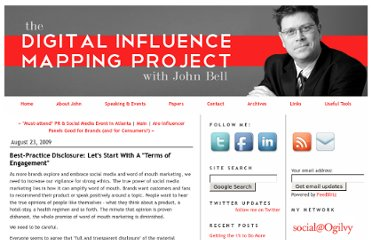 http://johnbell.typepad.com/weblog/2009/08/bestpractice-disclosure-lets-start-with-a-terms-of-engagement.html