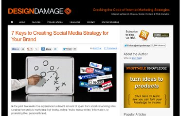 http://designdamage.com/blog/index.php/200906/7-keys-to-creating-social-media-strategy-for-your-brand/