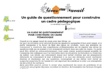 http://tice.lille.iufm.fr/passages/article.php3?id_article=220