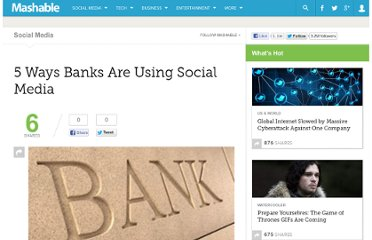 http://mashable.com/2009/09/11/banks-social-media/