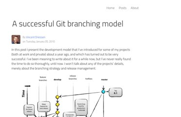 http://nvie.com/posts/a-successful-git-branching-model/