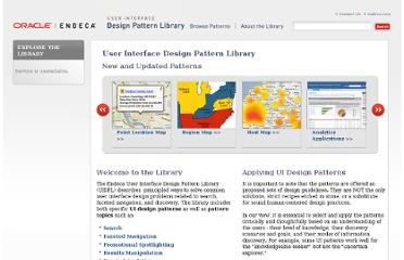 http://patterns.endeca.com/content/library/en/home.html
