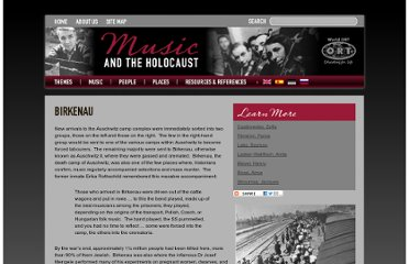 http://holocaustmusic.ort.org/places/camps/death-camps/birkenau/