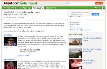http://goindia.about.com/od/indiabymonth/tp/india-in-december.htm