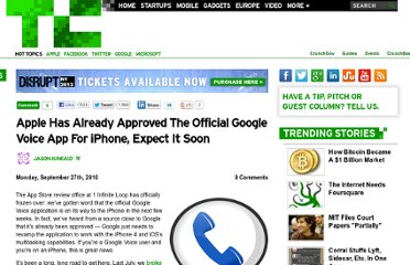 http://techcrunch.com/2010/09/27/google-voice-iphone-3/