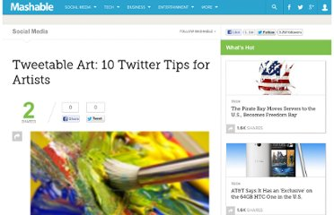http://mashable.com/2009/02/23/twitter-artists/
