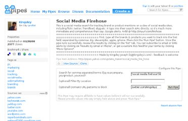 http://pipes.yahoo.com/update_maker/social_media_fire_hose