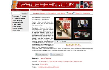 http://www.trailerfan.com/movie/reservoir_dogs/trailer