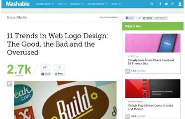 http://mashable.com/2010/09/28/web-logo-design-trends/