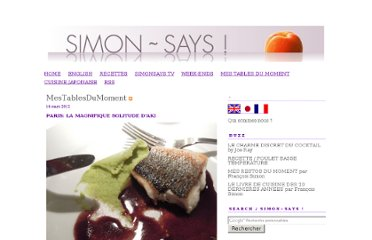 http://francoissimon.typepad.fr/simonsays/mes_10_tables_du_moment/