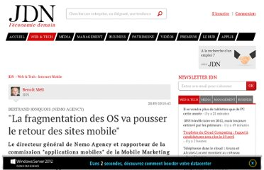 http://www.journaldunet.com/ebusiness/internet-mobile/bertrand-jonquois-interview-bertrand-jonquois-nemo-agency.shtml