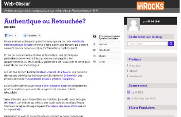 http://blogs.lesinrocks.com/web-obscur/2010/03/08/authentique-ou-retouchee/#faq