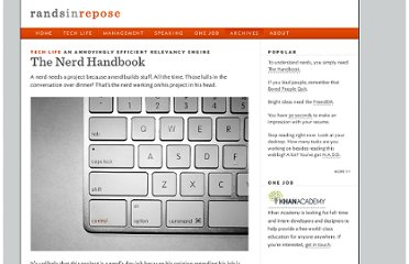 http://www.randsinrepose.com/archives/2007/11/11/the_nerd_handbook.html