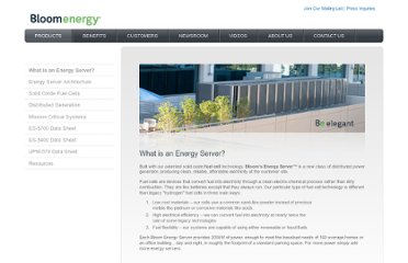 http://www.bloomenergy.com/products/what-is-an-energy-server/