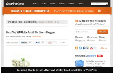 http://www.wpbeginner.com/beginners-guide/must-see-seo-guide-for-all-wordpress-bloggers/