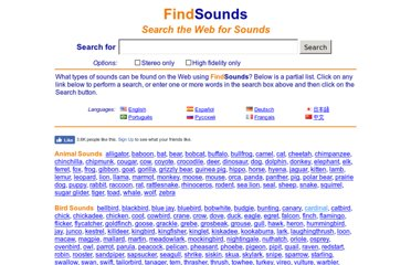 http://www.findsounds.com/types.html