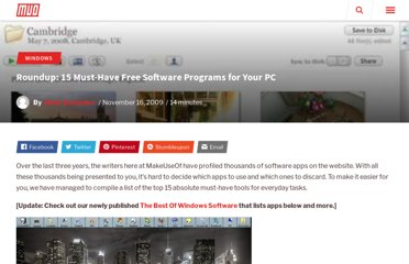 http://www.makeuseof.com/tag/roundup-15-free-must-install-programs-for-your-new-pc/