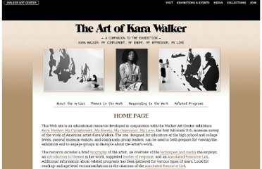 http://learn.walkerart.org/karawalker