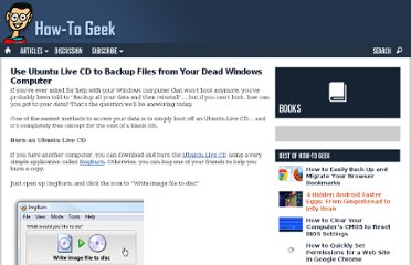 http://www.howtogeek.com/howto/windows-vista/use-ubuntu-live-cd-to-backup-files-from-your-dead-windows-computer/