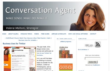 http://www.conversationagent.com/2008/08/business-uses-for-twitter.html