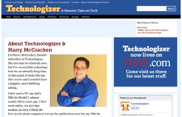 http://technologizer.com/about/