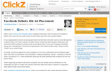 http://www.clickz.com/clickz/news/1736538/facebook-debuts-4th-ad-placement