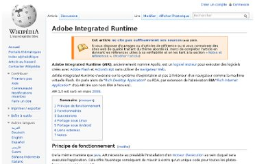 http://fr.wikipedia.org/wiki/Adobe_Integrated_Runtime