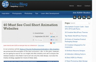 http://dzineblog.com/2010/09/40-must-see-cool-short-animation-websites.html