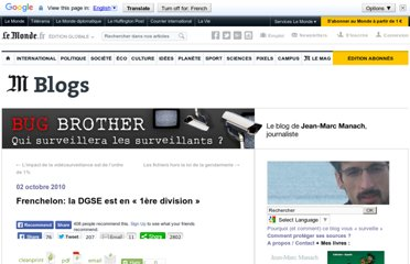 http://bugbrother.blog.lemonde.fr/2010/10/02/frenchelon-la-dgse-est-en-1ere-division/
