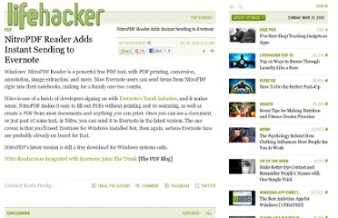 http://lifehacker.com/5587468/nitropdf-reader-adds-instant-sending-to-evernote