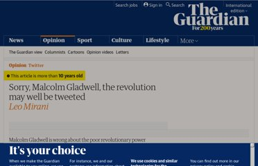http://www.guardian.co.uk/commentisfree/cifamerica/2010/oct/02/malcolm-gladwell-social-networking-kashmir