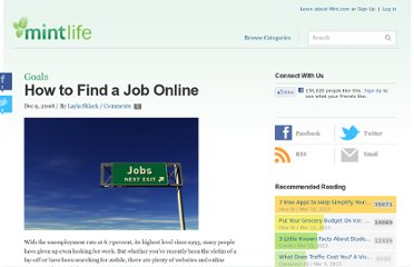 http://blog.mint.com/blog/finance-core/how-to-find-a-job-online/
