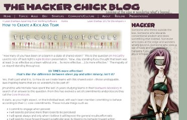http://www.thehackerchickblog.com/2010/09/how-to-create-a-kick-ass-team.html?utm_source=feedburner&utm_medium=feed&utm_campaign=Feed%3A+TheHackerChickBlog+%28The+Hacker+Chick+Blog%29